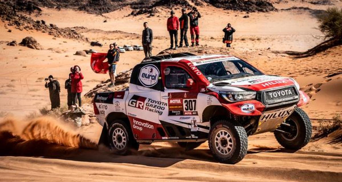 Dakar 2020 - Auto : grande première pour Serradori, Peterhansel n'a pas dit son dernier mot face à Sainz