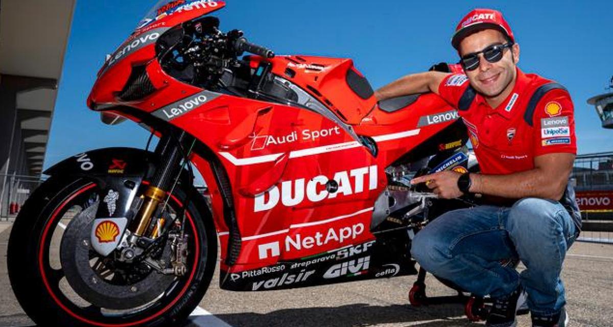 Pour Petrucci, Marquez a créé une nouvelle ère de pilotage