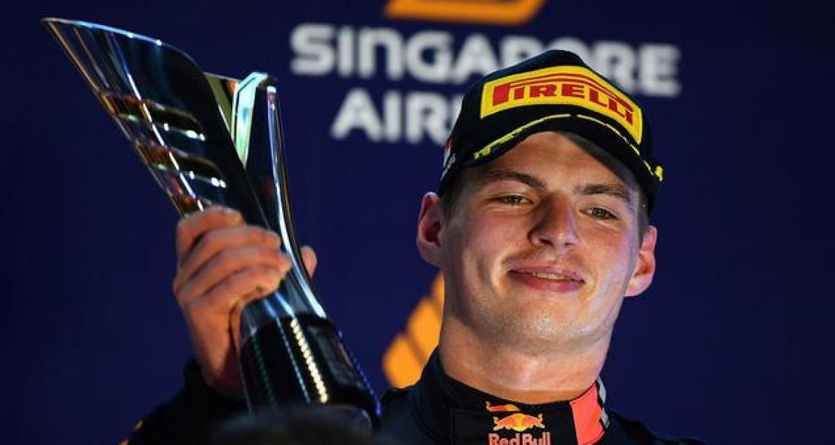 F1 : Briatore dézingue Verstappen