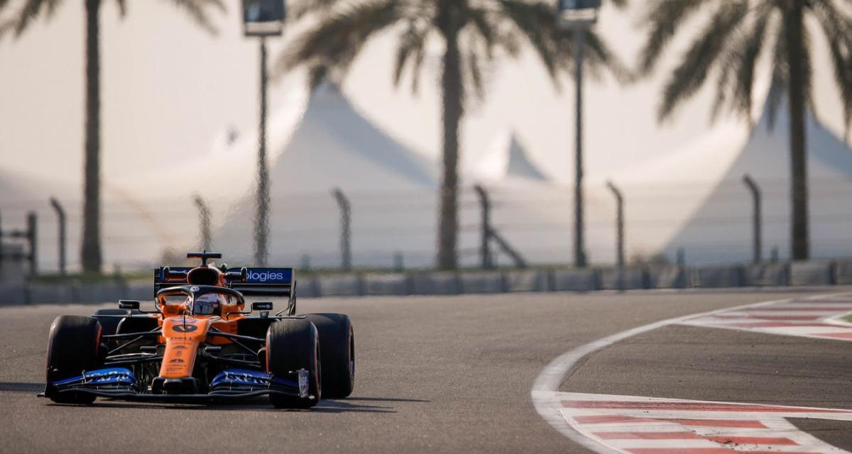 McLaren dévoile la date de présentation de sa F1 version 2020
