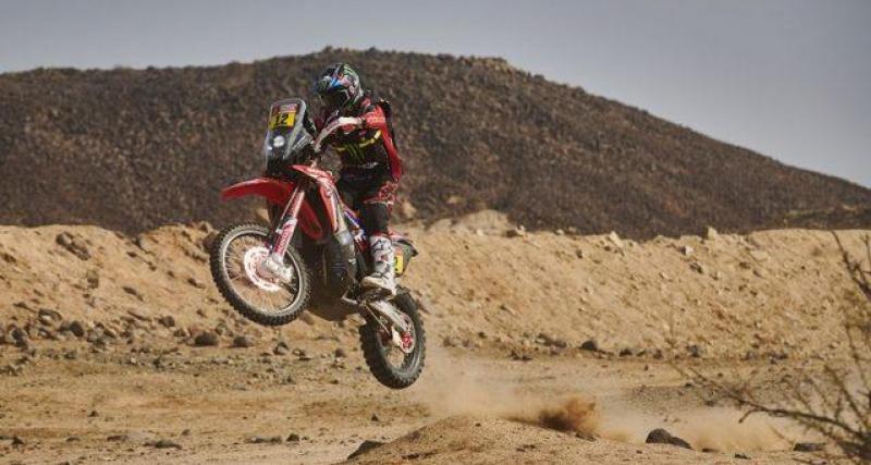 Dakar 2020 - Moto : Quintanilla remporte la 9ème étape, Brabec limite la casse