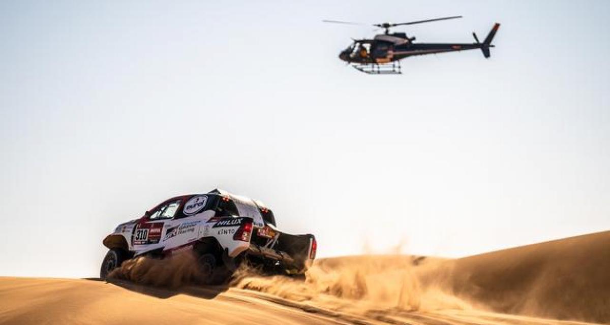 Dakar 2020 - Auto : Peterhansel gagne un duel au couteau face à Al-Attiyah, Sainz fragile leader