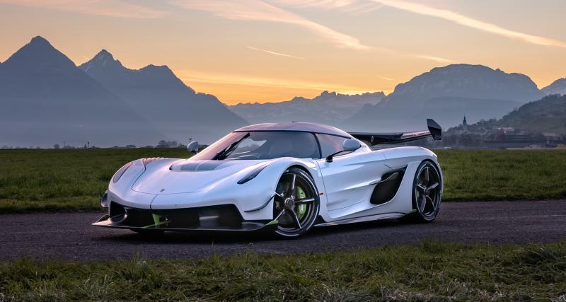 Koenigsegg vise les 500 km/h pour détrôner Bugatti