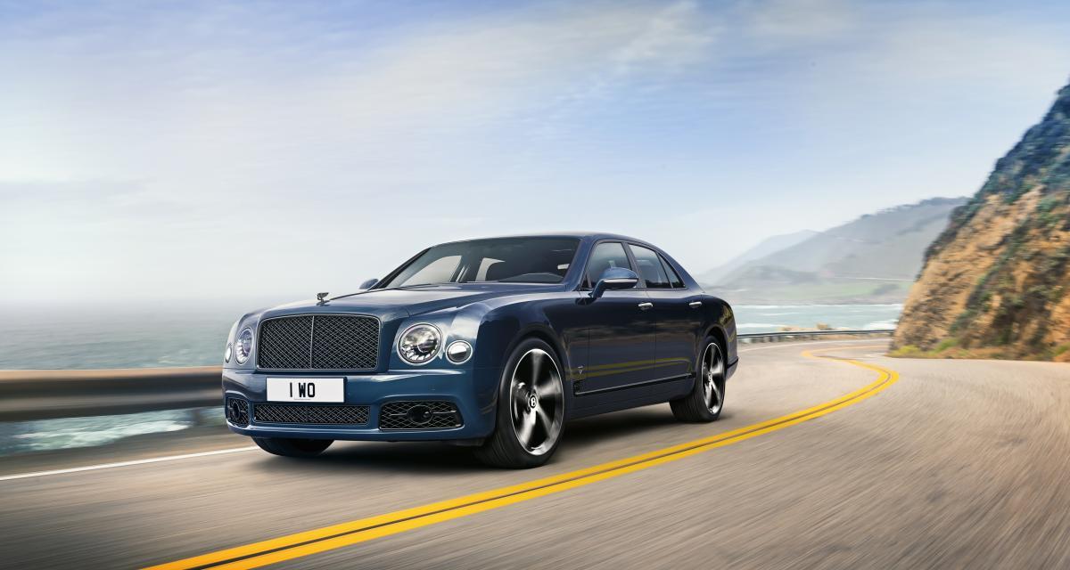 Bentley Mulsanne 6.75 Edition by Mulliner : une série limitée pour finir en beauté