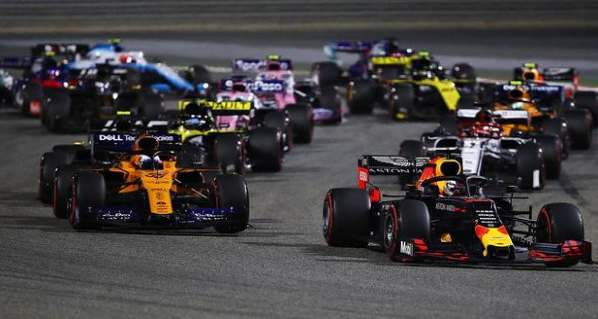 F1 : après le Dakar, la F1 pour l'Arabie Saoudite ?