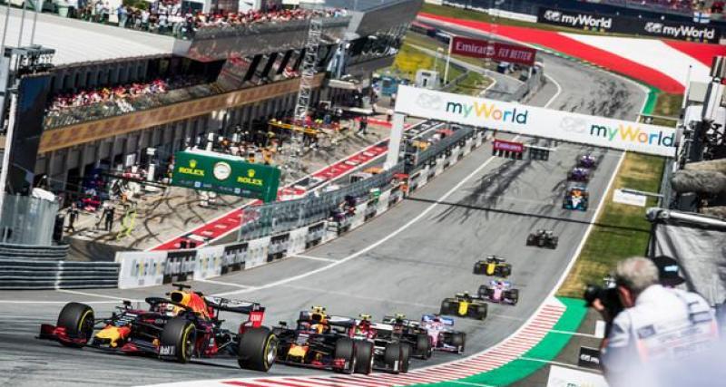 La F1 en Arabie Saoudite ?