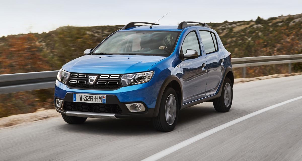 Dacia Sandero, Peugeot 208, Clio… : top 10 des modèles les plus vendus aux particuliers en 2019
