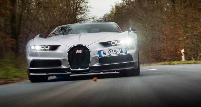 Bugatti Chiron by Hermès : présentation vidéo en détails par son propriétaire