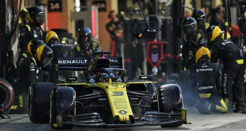 Le tweet de Renault