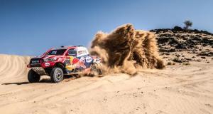 Dakar 2020 : Alonso conquérant malgré sa frayeur