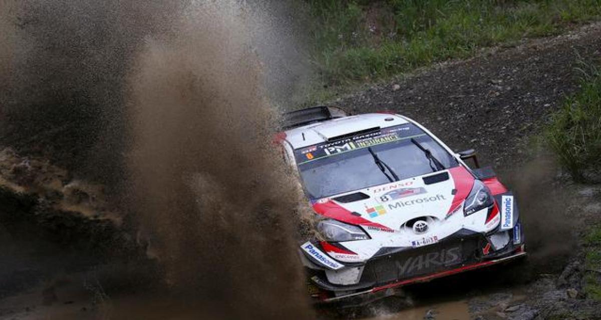 WRC : Kris Meeke toujours en lice pour un baquet chez Toyota ?