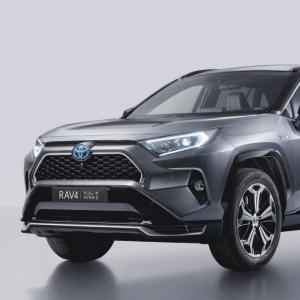 Toyota Rav4 Plug-in Hybrid : 306 ch et 0 à 100 km/h en 6,2 secondes