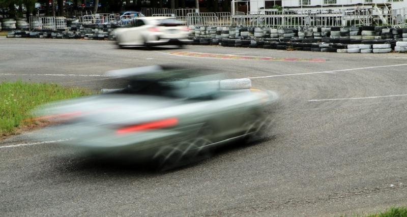 Une femme flashée à 205 km/h faisait la course sur l'autoroute A7