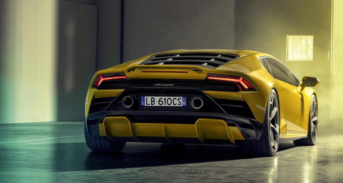 Pas de Salon de Genève pour Lamborghini