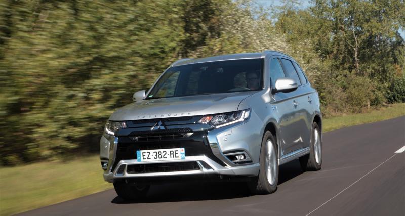 Hybride rechargeable : Volvo et Mitsubishi mènent la danse, Peugeot très loin