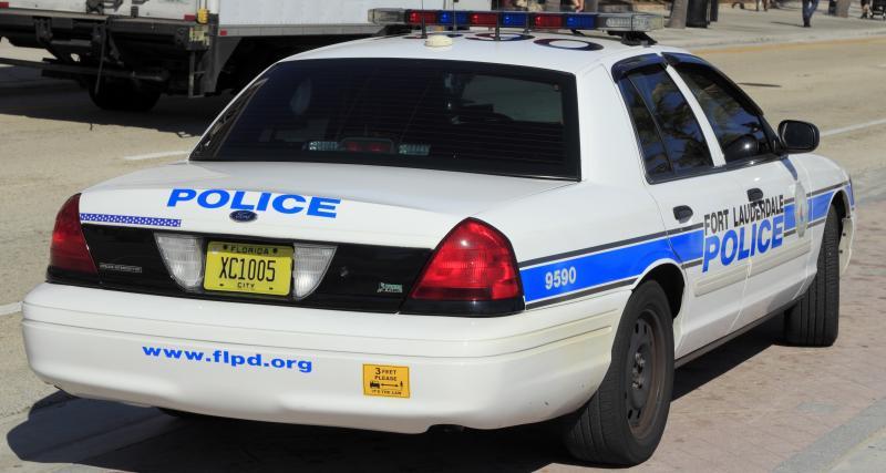 La police agacée