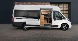 Camping-car Affinity Camper Van : entre profilé et fourgon aménagé