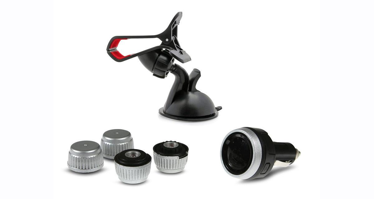 Connects 2 commercialise un système universel de surveillance de la pression des pneus
