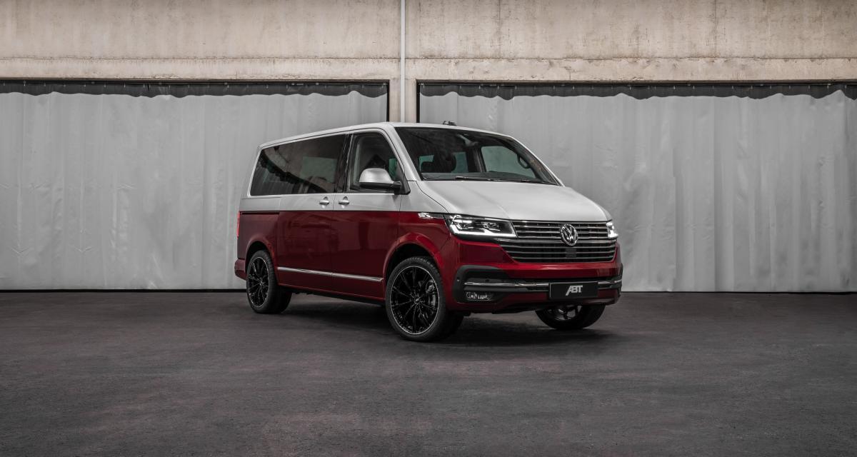 Volkswagen T6.1 par ABT Sportsline : tuning léger pour le van