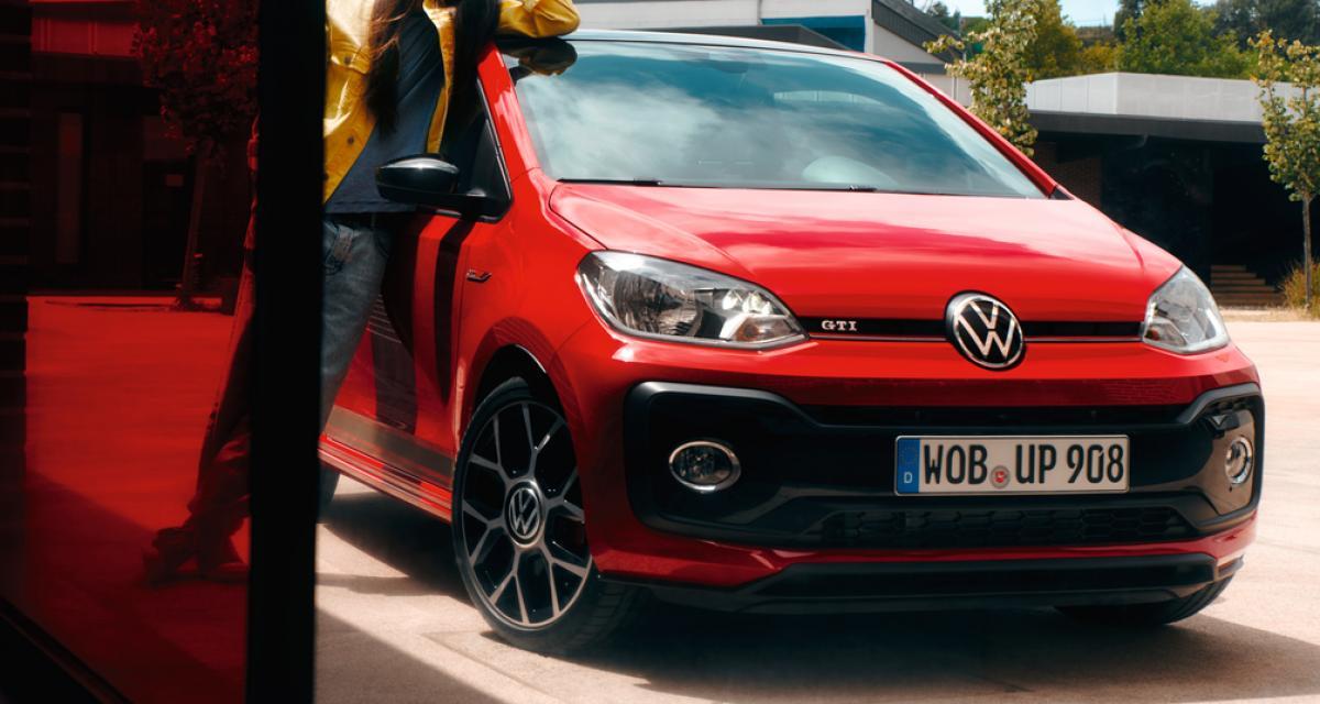 Volkswagen up! 2.0 : une GTI au catalogue, tous les prix