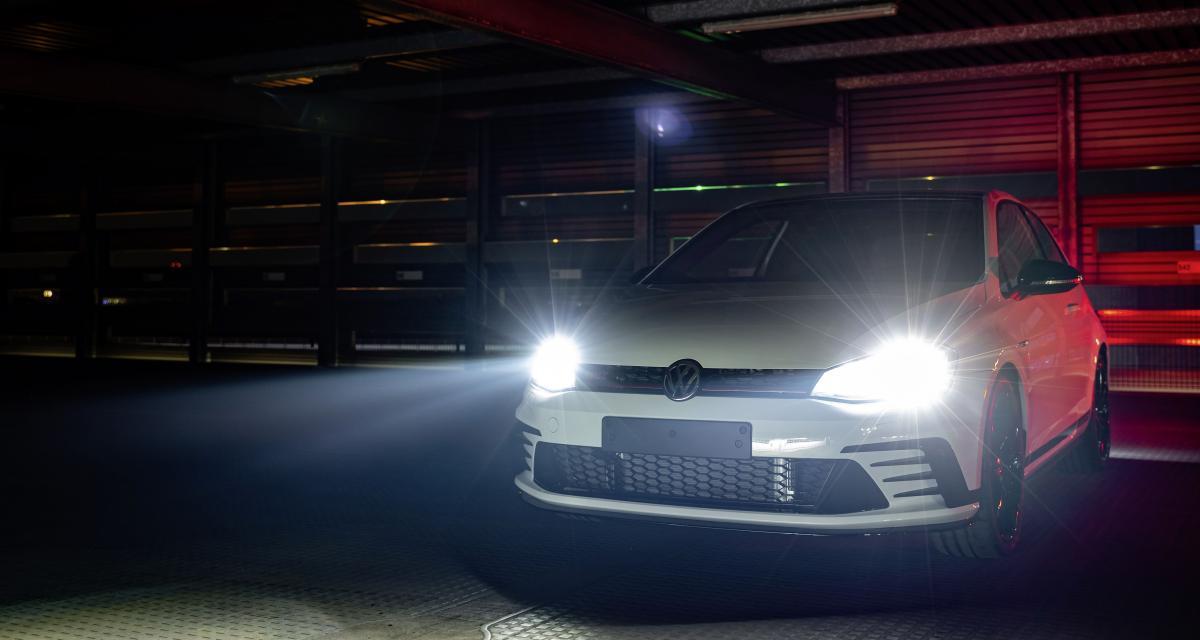 Nouvelle Golf GTI : la star débarque à Genève