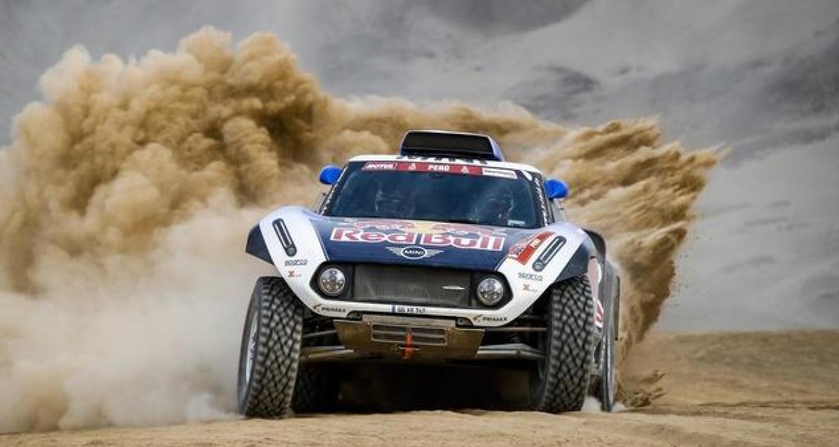Dakar 2020 - Auto : Al-Attiyah gagne la dernière étape, Sainz sacré pour la troisième fois
