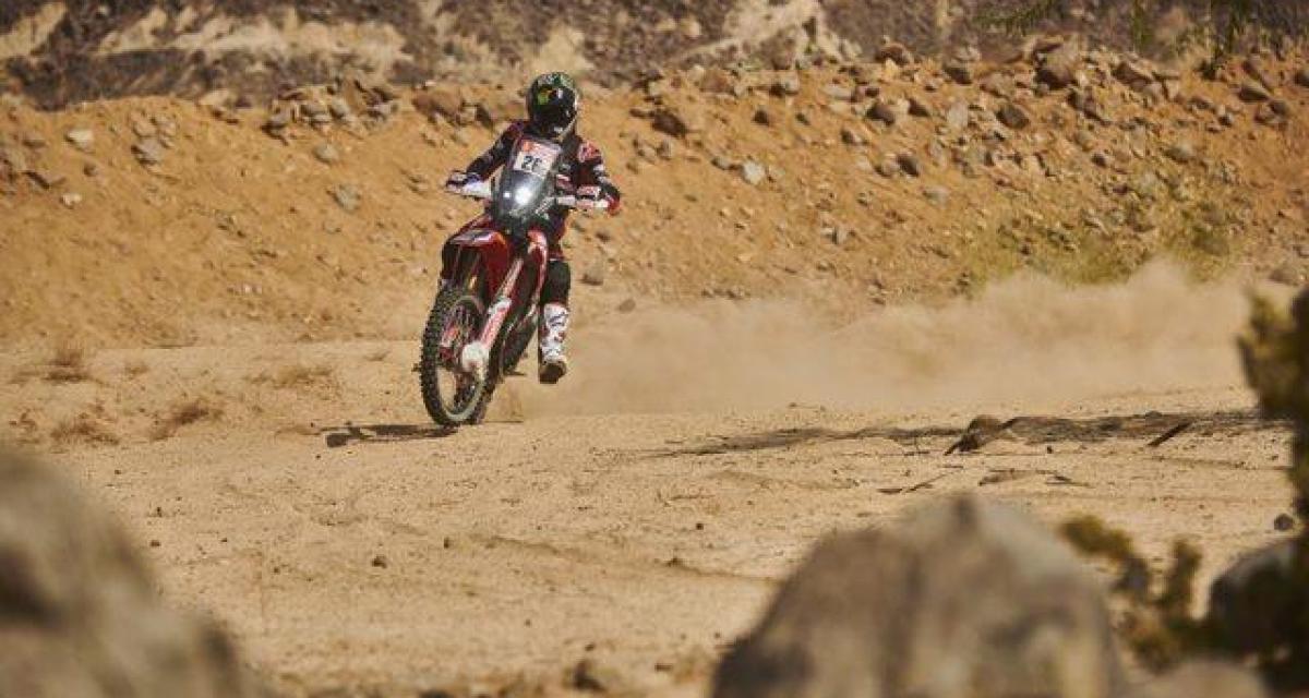 Dakar 2020 - Moto : Brabec brise l'hégémonie KTM