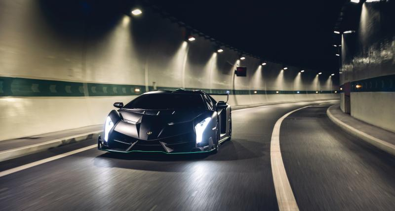 Lamborghini Veneno Roadster en vente : on discute à partir de 5 millions !