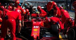 F1 : direction Ferrari pour le frère de Charles Leclerc