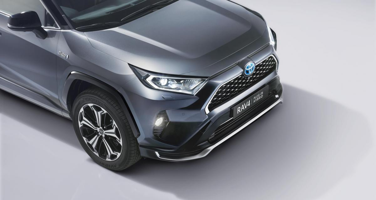 Toyota Rav4 Plug-in Hybrid : le SUV hybride rechargeable en 3 points