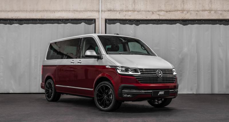 Volkswagen Multivan T6.1 par ABT Sportsline : le Combi aux hormones en 3 points