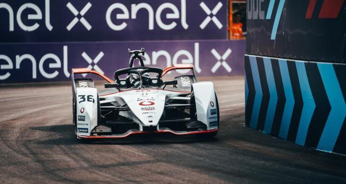 e-Prix de Santiago : Guenther gagne in extremis et marque l'histoire de la Formule E