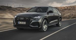 Il roule à 303 km/h avec un Audi RS Q8 sur l'autoroute !