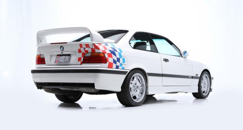 Collection de Paul Walker : sept BMW M3 exceptionnelles vendues aux enchères