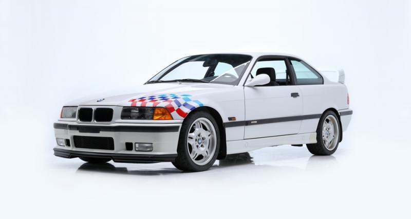 La BMW M3 E36 Lightweight