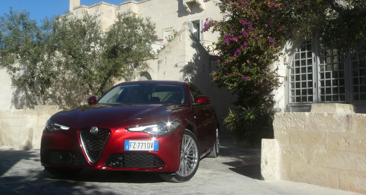 Alfa Romeo Giulia 2020 : tous les prix de la nouvelle gamme