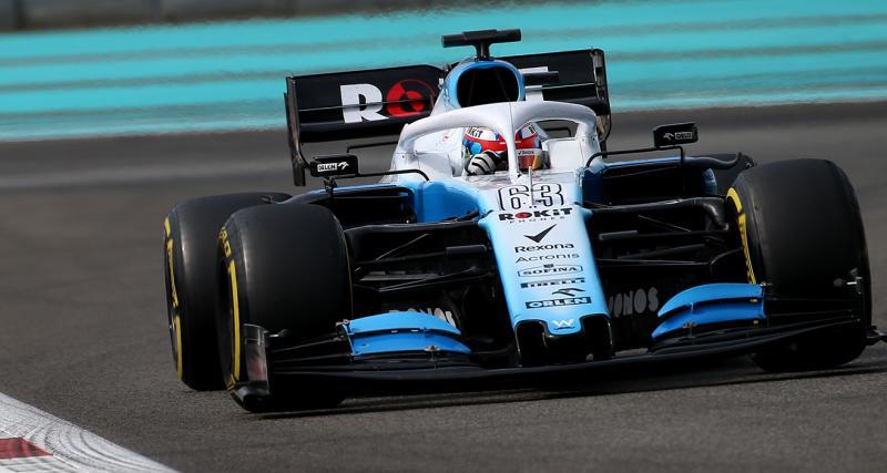 F1 - saison 2020 : Williams espère que la nouvelle monoplace sera prête le 19 février