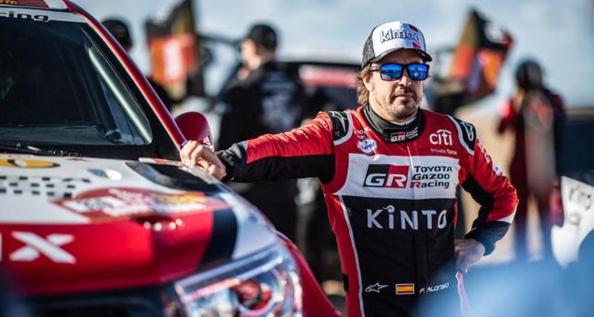F1 : Alonso n'est plus l'ambassadeur de McLaren