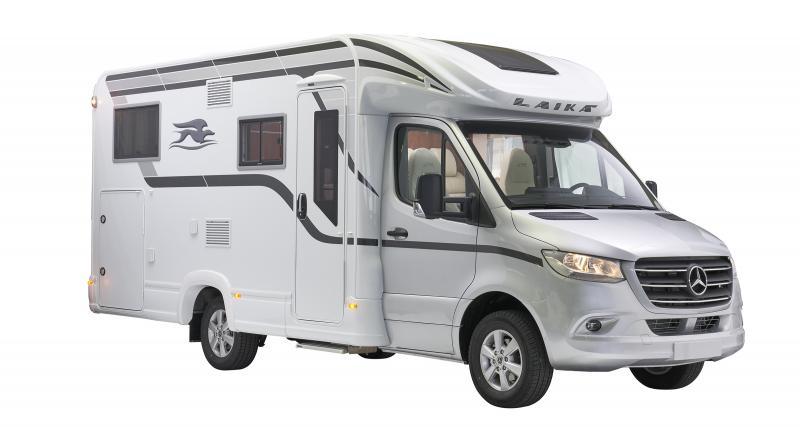 Laika M Edition : camping-car profilé germano-italien