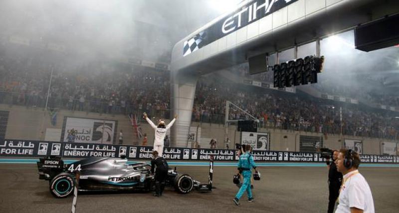 """Gerhard Berger : """"Hamilton est au niveau de Senna"""""""
