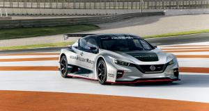 Nissan Leaf Nismo RC : l'électrique en mode sport
