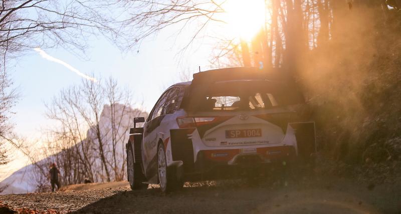 Le calendrier complet de la saison 2020 de WRC