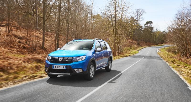 Les Dacia GPL TCe 100 ECO-G maintenant disponibles