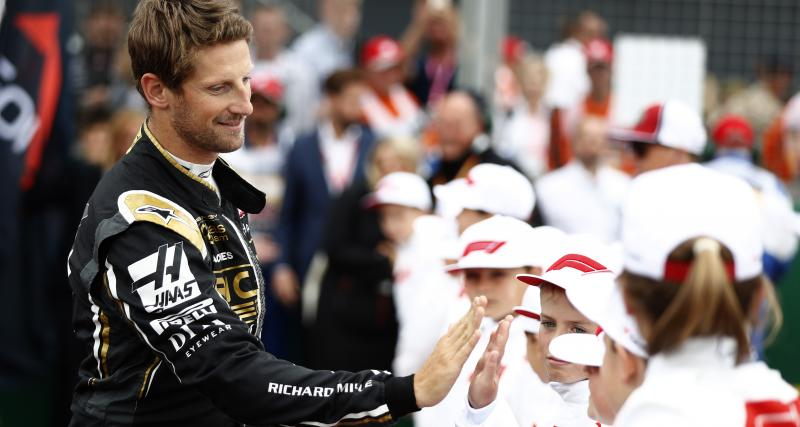 Haas veut revenir à hauteur de McLaren