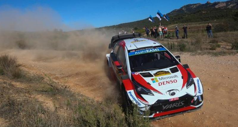 WRC - Rallye de Monte-Carlo : à quelle heure et sur quelle chaîne TV ?