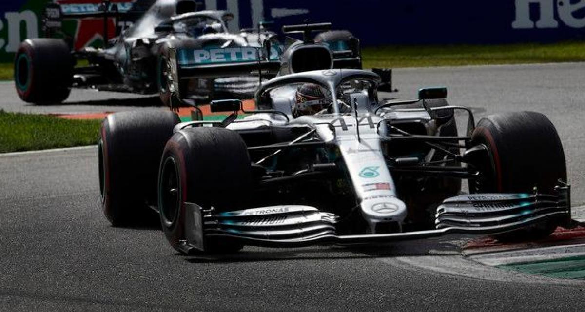 """Flavio Briatore à propos de Mercedes : """"Au moins cinq ou six pilotes, y compris Alonso, auraient remporté le titre en 2019"""""""