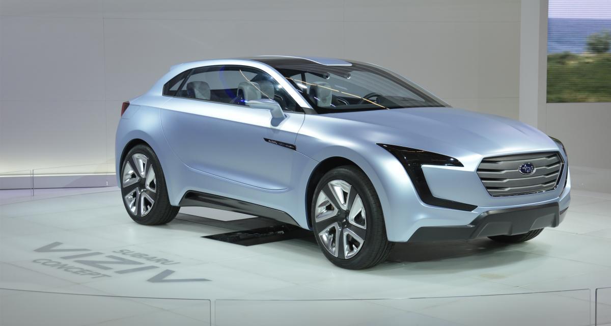 2050 : une feuille de route ambitieuse pour Subaru