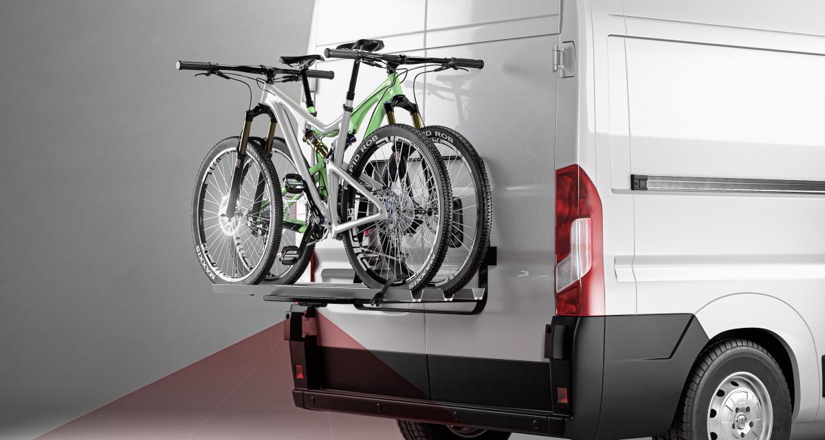 Dometic Cam200 : la caméra de recul dédiée au porte-vélo des camping-car