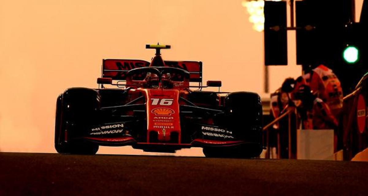 F1 - saison 2020 : la nouvelle Ferrari révélée dans un théâtre