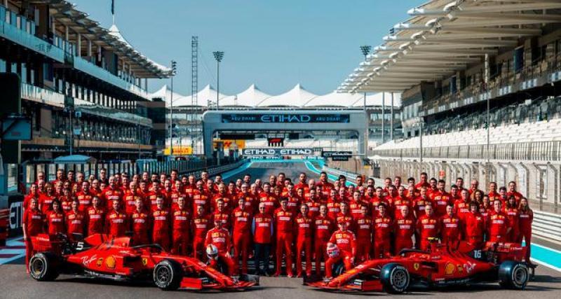 Charles Leclerc et Sebastian Vettel auront la pression